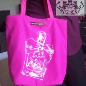 💦 Juicy Couture tote 💦